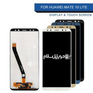 image تاچ ال سی دی هواوی Huawei Mate 10 Lite