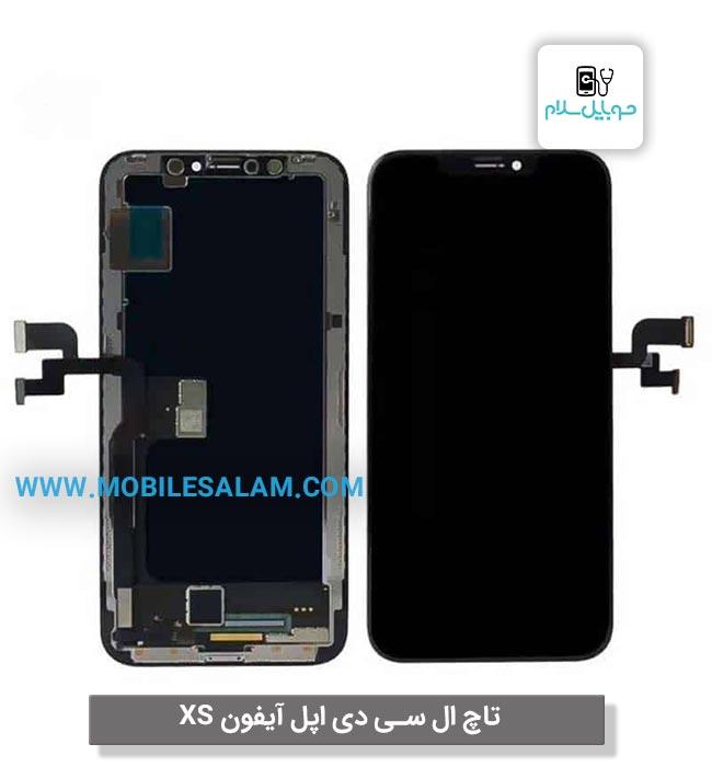 تاچ ال سی دی اپل آیفون ایکس اس XS apple iphone