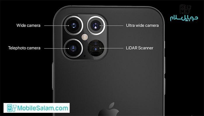 قیمت دوربین اورجینال آیفون