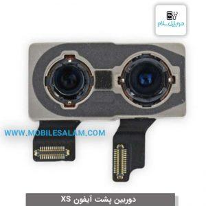 دوربین پشت اپل آیفون ایکس اس apple iphone XS