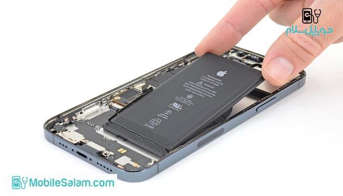 باتری اپل آیفون 12 پرو