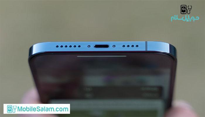 اسپیکر صدا بلندگو اپل آیفون 12 پرو مکس