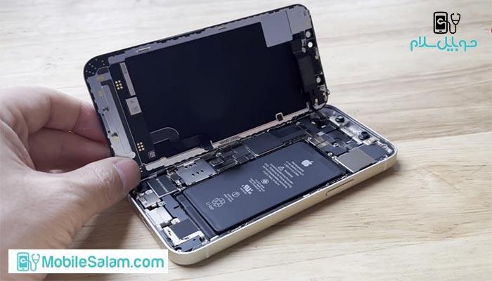 باتری اپل آیفون 12 مینی