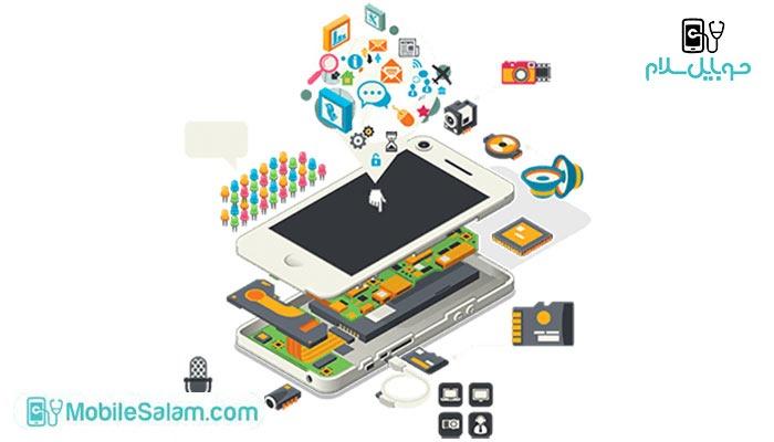 آموزش ترفندهای تعمیر نرم افزاری موبایل