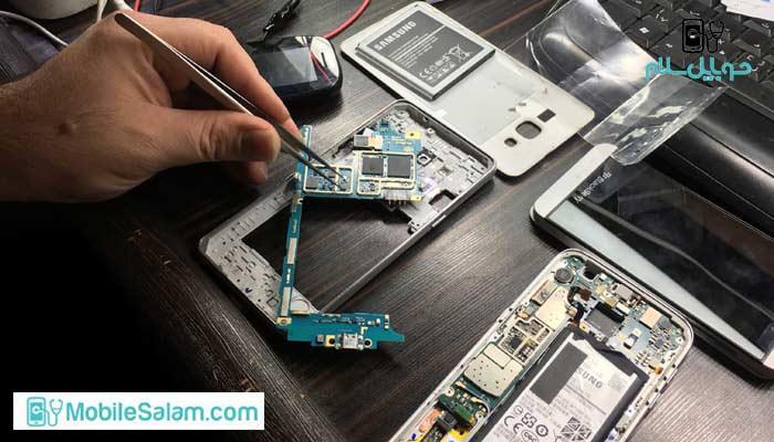 دوره تعمیرات موبایل