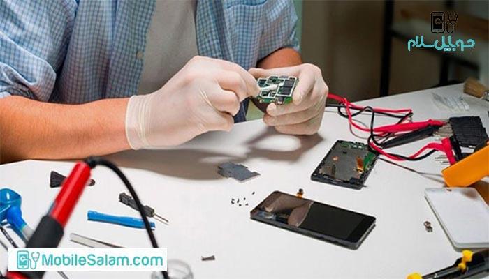 بهتیرن دوره کارآموزش تعمیرات موبایل در تهران