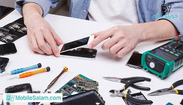 بهترین دوره آموزش تعمیرات موبایل در تهران