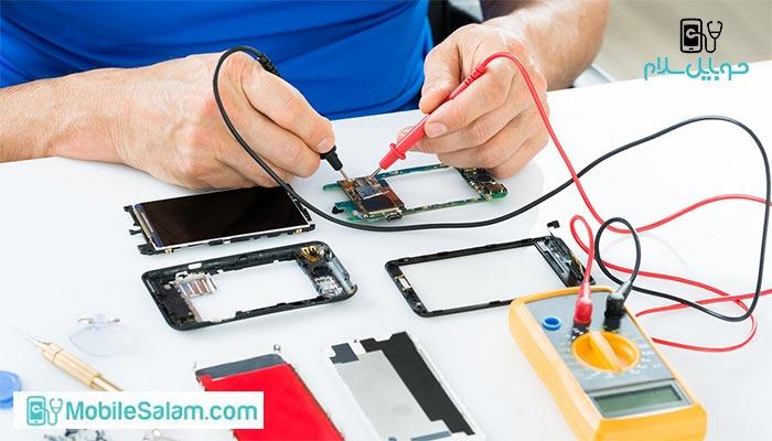 کارآموزش تعمیرات موبایل در تهران