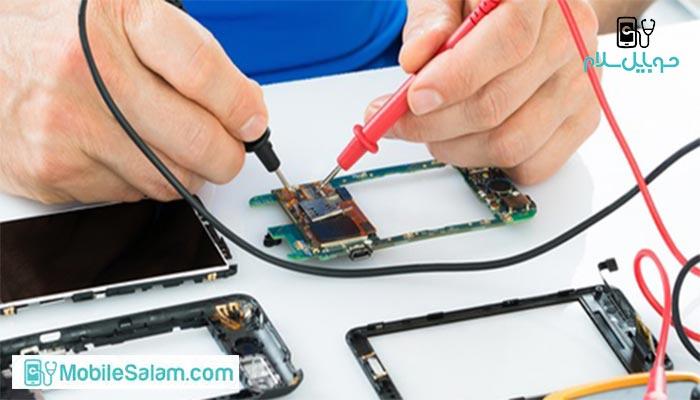 کارآموزی تعمیر موبایل
