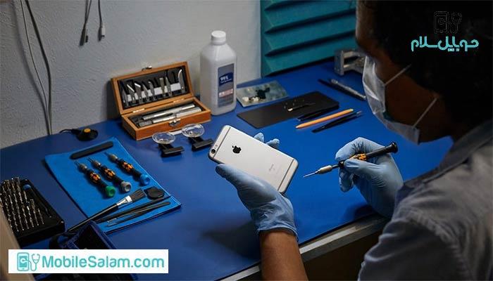 بهترین دوره آموزش تعمیرات موبایل