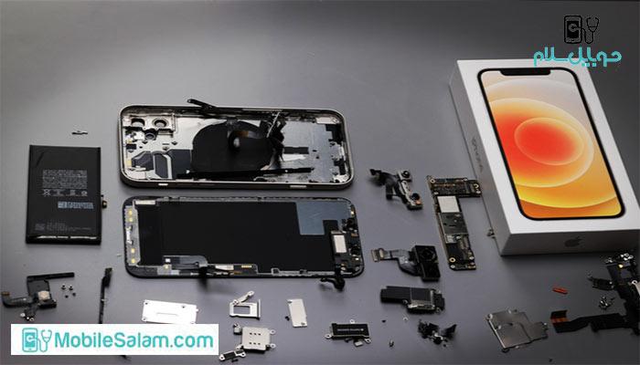 دوره فوق تخصصی آموزش تعمیرات موبایل