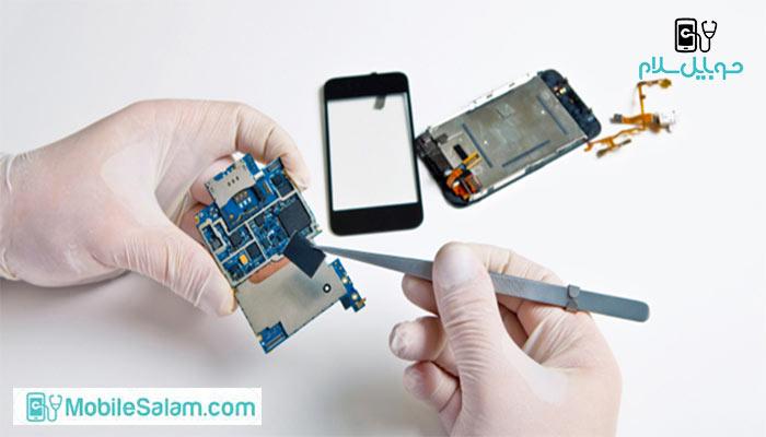 بهترین آموزشگاه تعمیر موبایل