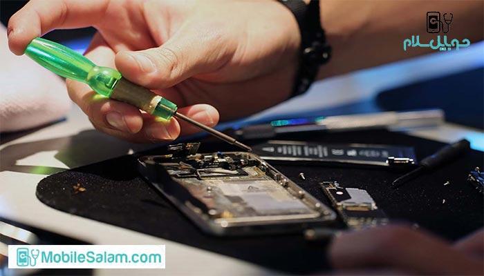 دوره آموزش تخصصی تعمیرات موبایل آیفون