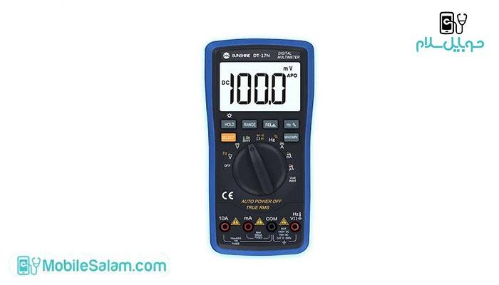 قیمت مولتی متر سانشاین dt-17n