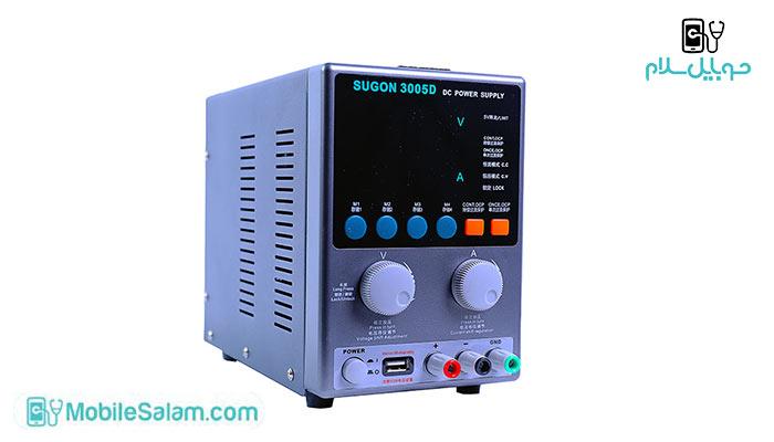 خرید منبع تغذیه sugon 3005D