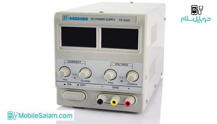 قیمت منبع تغذیه 30 ولت 5 آمپر داژنگ PS-305D