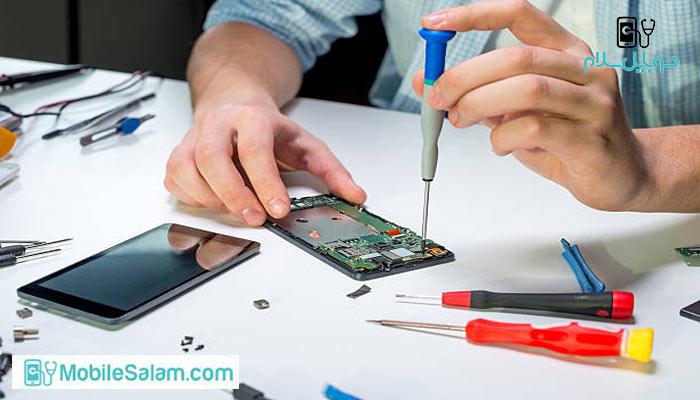 آموزش صفر تا 100 تعمیرات موبایل